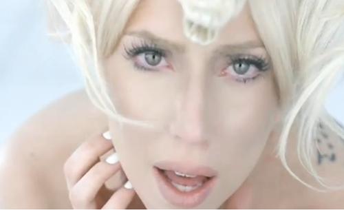 Lady Gaga duet with the joker singing metal version of Bad Romance.