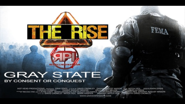 Gray State - Official Concept Trailer - FEMA CAMPS COMING.