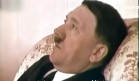 adolph hitler and walt disney are the same person
