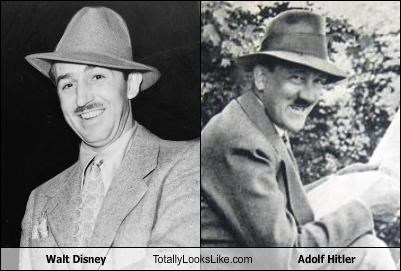 adolph hitler and walt disney are the same